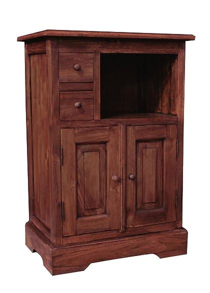 Amazon.com - NES Furniture Fine Handcrafted Solid Teak Wood Johnny ...