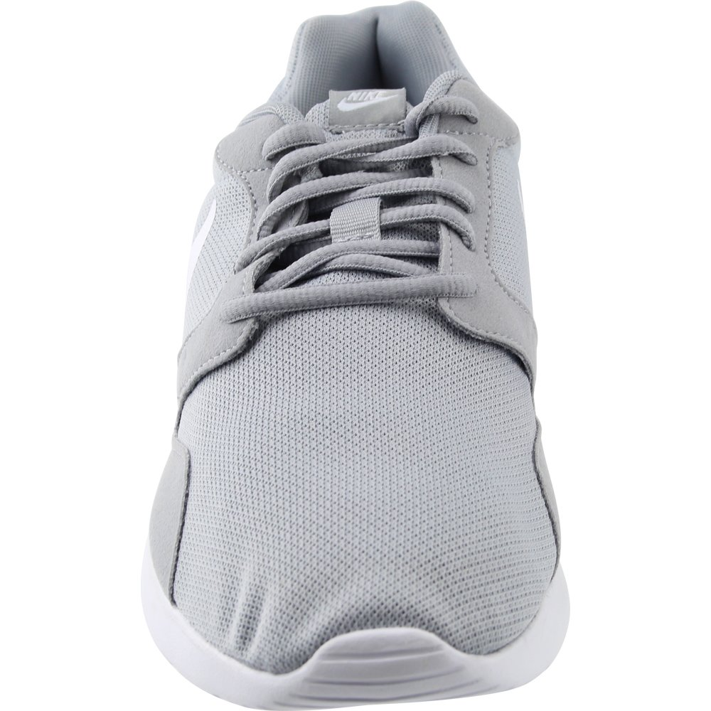 hot sale online 5163d c4c12 Amazon.com   Womens Nike Kaishi 654845 014 Wolf Grey   White-White Size 11    Fashion Sneakers