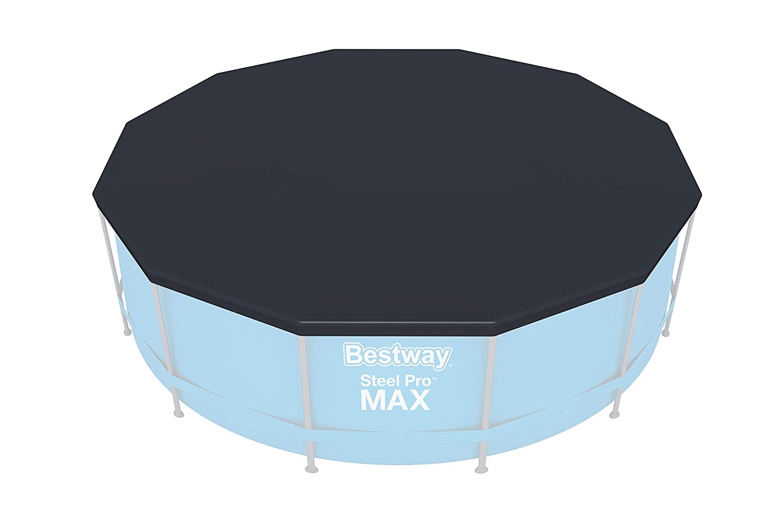 Bestway Steel Pro MAX Frame - Piscina Redonda con Marco de Acero y ...
