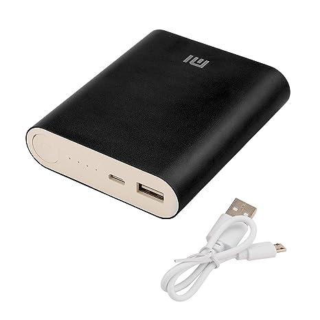 Unitedheart Xiaomi Power Bank 10400mAh batería Externa ...
