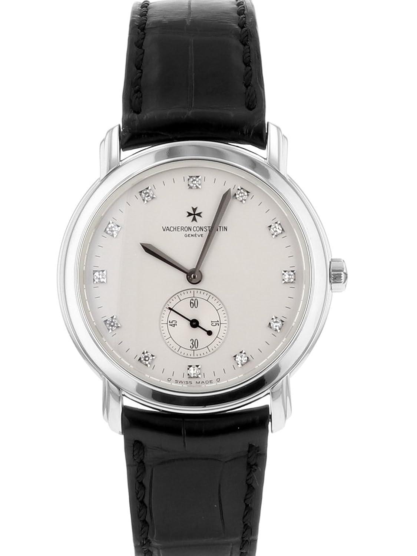 [ヴァシュロンコンスタンタン] VACHERON CONSTANTIN 腕時計 81000/000G マルタ グランクラシック 手巻き [中古品] [並行輸入品] B076ZHV6CX