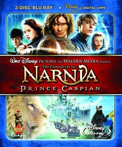 The Chronicles of Narnia: Prince Caspian (Three-Disc Collector's Edition+ Digital Copy and BD Live) [Blu-ray]