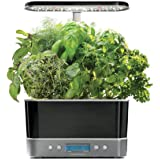 AeroGarden Harvest Elite Indoor Hydroponic Garden, 2019 Model, Platinum
