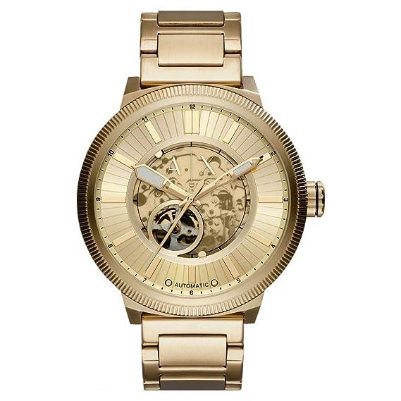 Armani Exchange AX1417 Reloj de Hombres: Amazon.es: Relojes