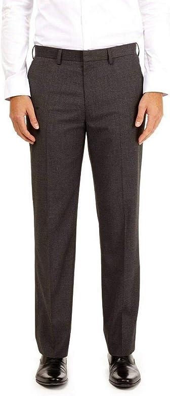 Off The High Street Boys Skinny School Trousers Grey Navy Dark Grey//Charcoal Grey