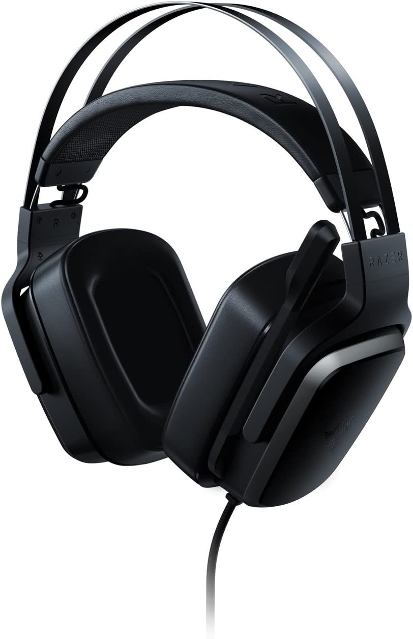Razer Tiamat 7.1 V2 - Analog/Digital Surround Sound Gaming Headset (Renewed)