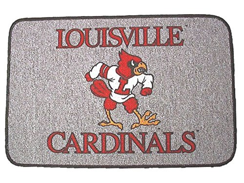 - Louisville Cardinals - Welcome/Door Mat Rug - NEW