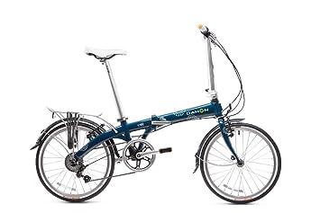 Dahon Vybe C7A - Bicicleta plegable de 20 pulgadas, color azul marino