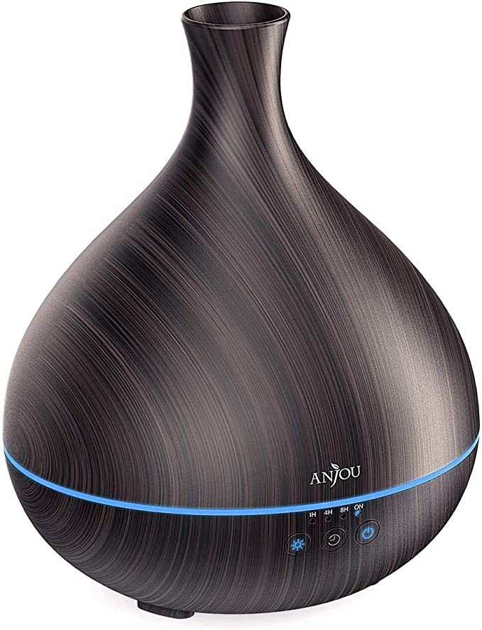 Essential Oil Diffuser,Anjou 500ml Cool Mist Humidifier