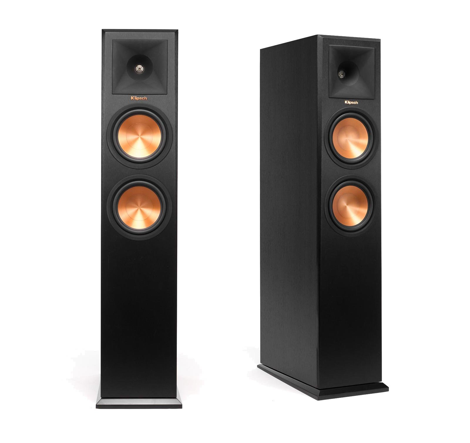 Klipsch RP-260F Reference Premiere Floorstanding Speakers (Ebony Pair) by Klipsch
