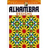Dover Creative Haven Alhambra Designs Coloring Book offers