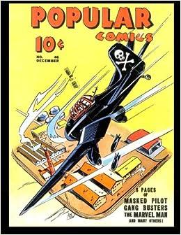 e5b73faf13c06 Popular Comics #46: Classic Comics From The Golden Age: Dell ...