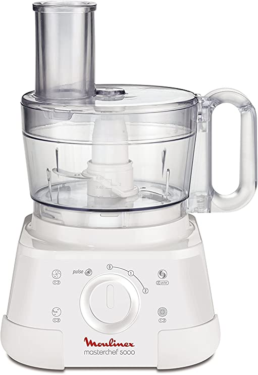 Moulinex Masterchef 5000 FP513110 - Robot de cocina, color blanco (Reacondicionado Certificado): Amazon.es: Hogar