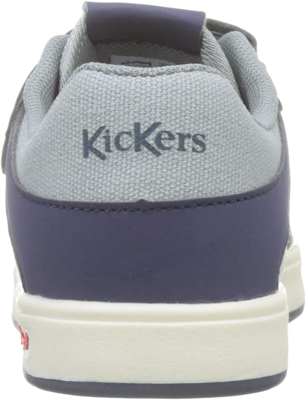 Kickers Gready Low Cdt Baskets Mixte Enfant