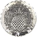 Wendell August Forge Welcome Coaster, Pineapple