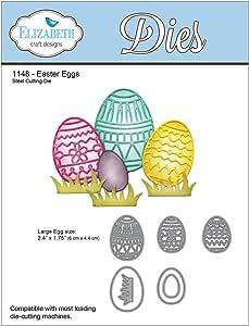 Elizabeth Crafts 1148 Easter Eggs Dieset