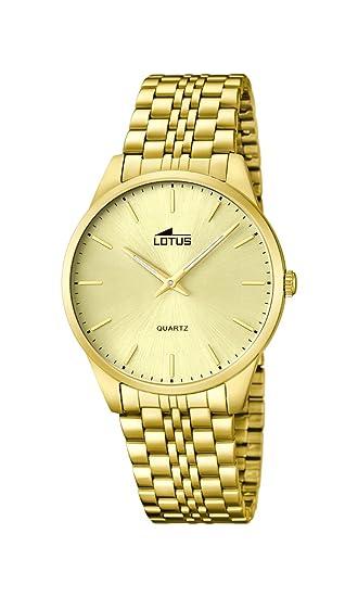 e614c2f3e72f Lotus 15885 3 - Reloj de Cuarzo para Hombre