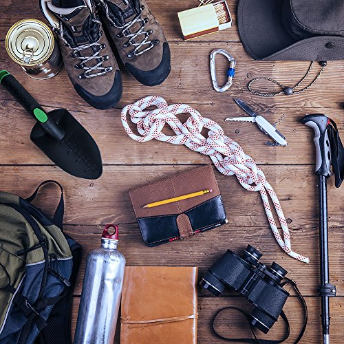 """Ultra Lightweight 11"""" Backpacker's Trowel by Grizzly Peak"""