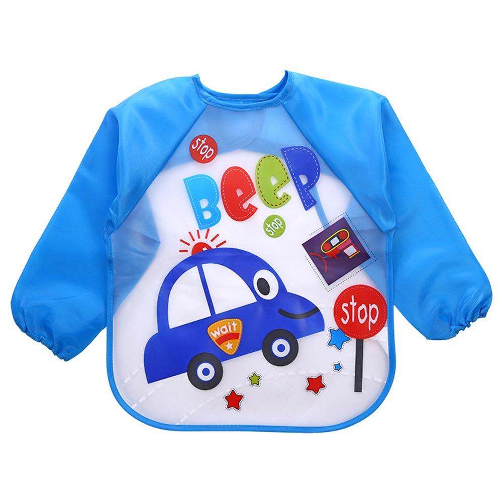 7th Blue Car