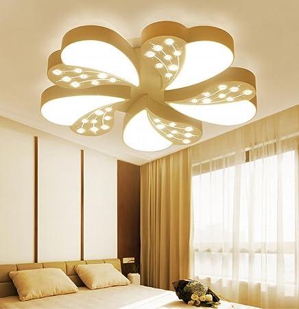 XE Master-Schlafzimmer Licht Romantische Warme Hochzeit Zimmer Led ...