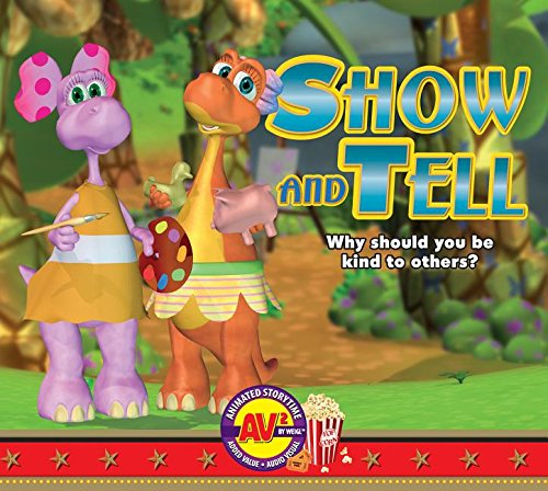 Download Show and Tell (Av2 Animated Storytime) PDF