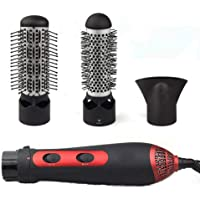 3 In 1 Hot Air Styler Brush Hair Curler 1200W Hair Styling Dryer Hair Comb Electric Hair Curler Household Hot Air Comb Hair Curler Comb Hair Dryer Dual-use