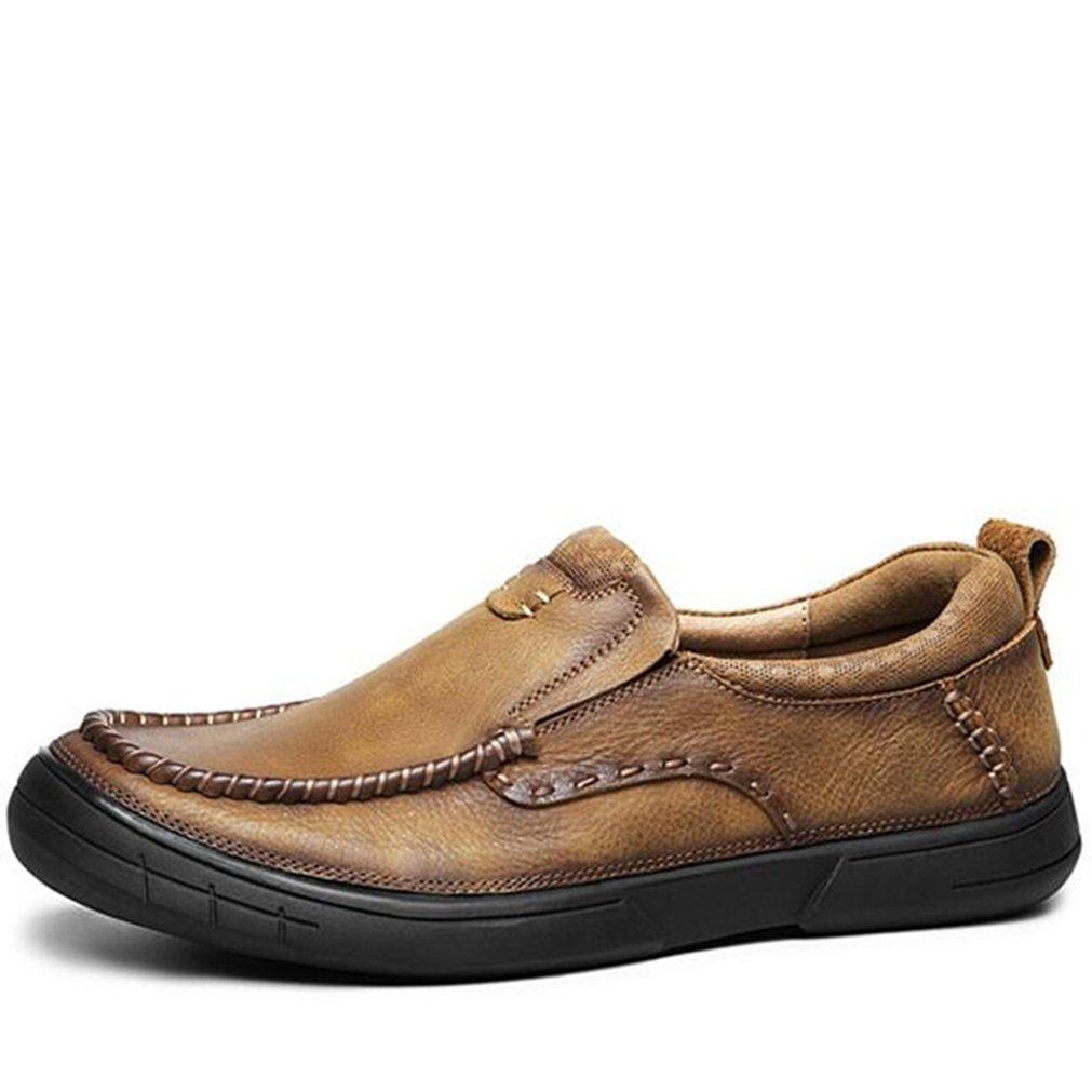 Feidaeu Zapatos Hombre 38 EU Khaki,slipper Zapatos de moda en línea Obtenga el mejor descuento de venta caliente-Descuento más grande