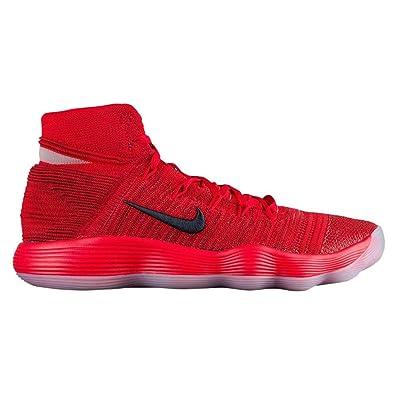 d7019a1fae ... discount amazon nike hyperdunk 2017 flyknit basketball shoes mens  university red 917726 600 basketball d3043 d6741