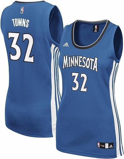 Amazon Com Adidas Karl Anthony Towns Minnesota Timberwolves Nba