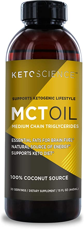 mct il rcommended on keto diet