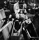 Boris Karloff Peter Lorre Vincent Price Basil Rathbone The Comedy of Terrors 8x10 Photo