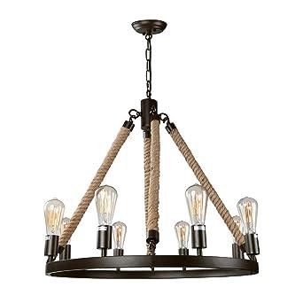 lnc vintage chandeliers 8light kitchen island chandelier lighting rustic pendant lighting