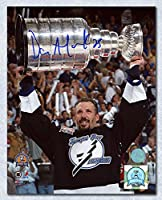 Dave Andreychuk Tampa Bay Lightning Autographed 2004 Stanley Cup 8x10 Photo