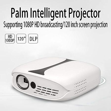 Micro Proyector Doméstico, Proyector Portátil Compatible Con ...