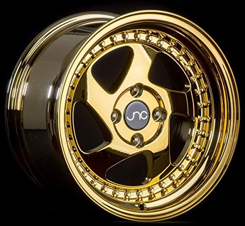 4 bolt gold rims - 1
