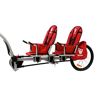 Weehoo 2-Bike Trailer