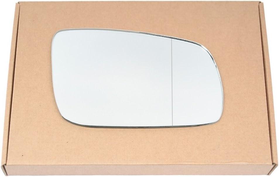 Right Off Driver Side Blind Spot Stick On Mirror glass #VWPassat96-04-RWA