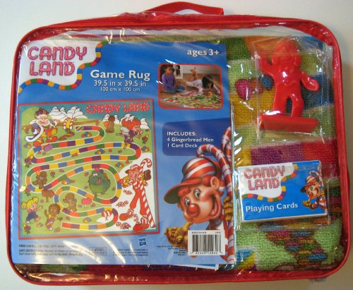 Candy Land Game Rug 39.5