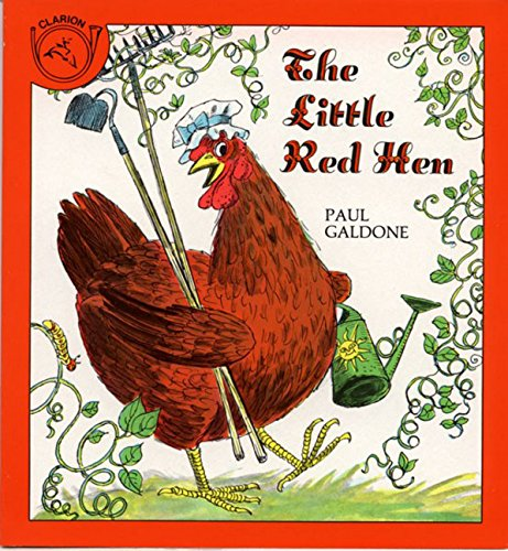 little red hen galdone - 1