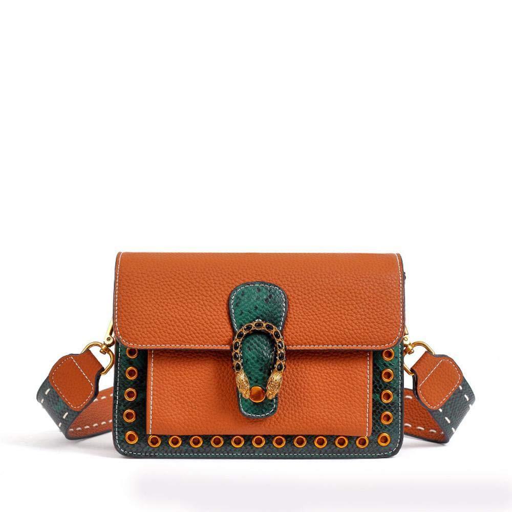 2ffef5cf19dc Amazon.com : Maerye Fashion Simple Messenger Bag Hundred Ladies ...