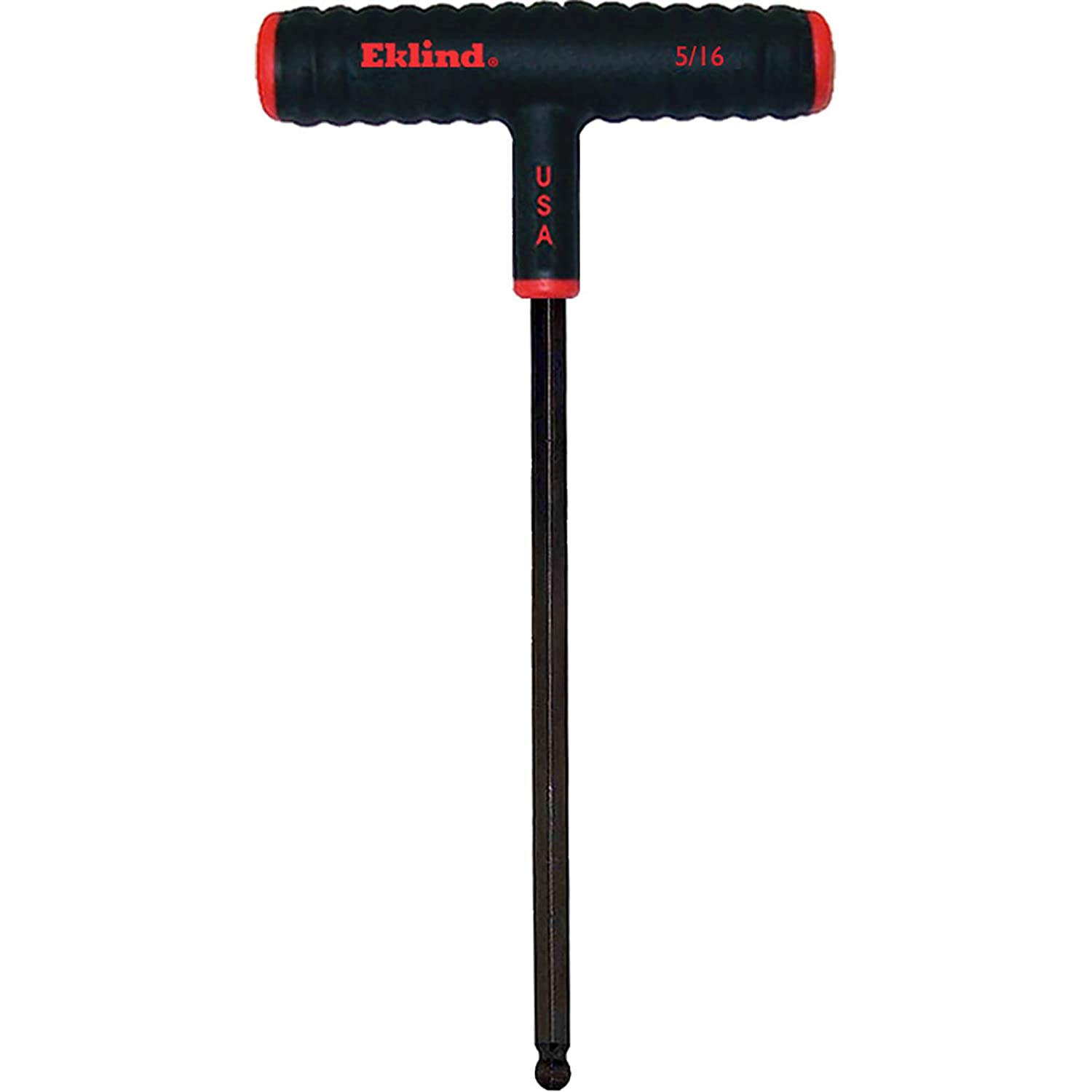 9//64-Inch Eklind 61809 9//64 Inch Power-T T-Handle Ball-Hex Key Steel