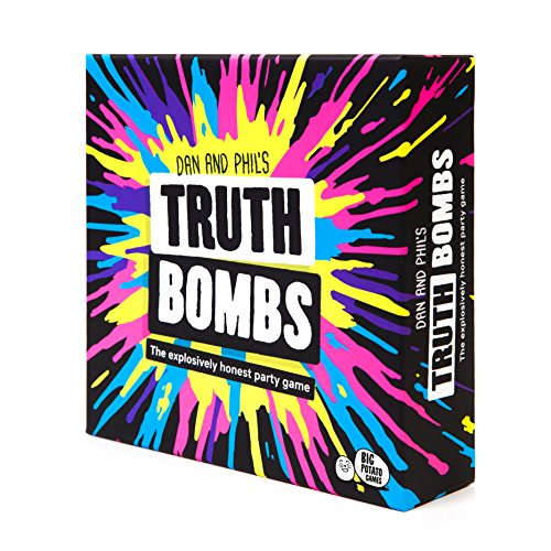 Truth Bombs: A Party Game by Dan and Phil (Best Truth Or Dare Questions For Teens)