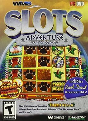 Wms Slots Adventure War For Olympus Buy Online At Best Price In Uae Amazon Ae