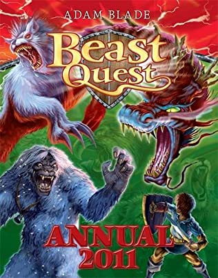 book cover of Beast Quest Annual 2011