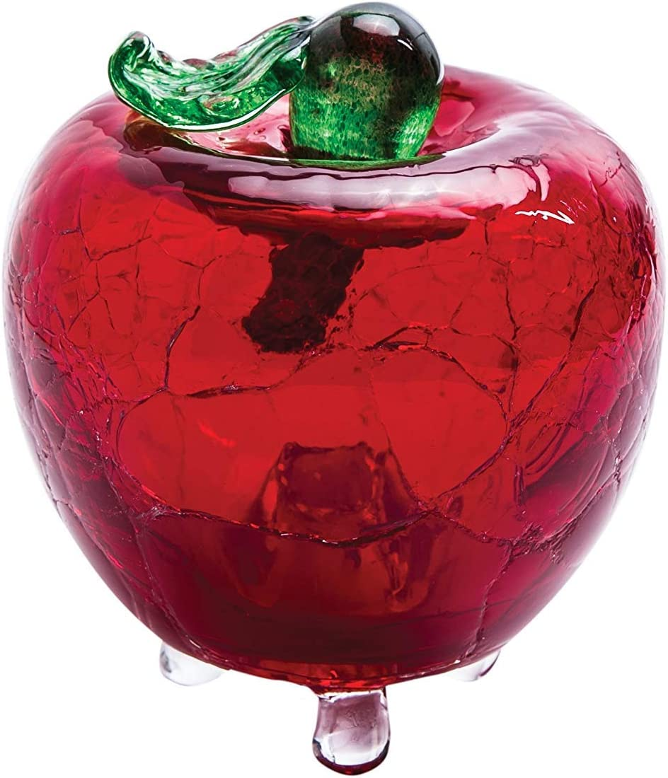 Evergreen Garden Fruit Fly Trap 4 x 5.31 x 4 Inches, Red Apple