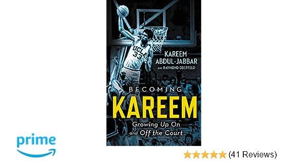 02c1726d2f44 Becoming Kareem  Growing Up On and Off the Court  Kareem Abdul-Jabbar