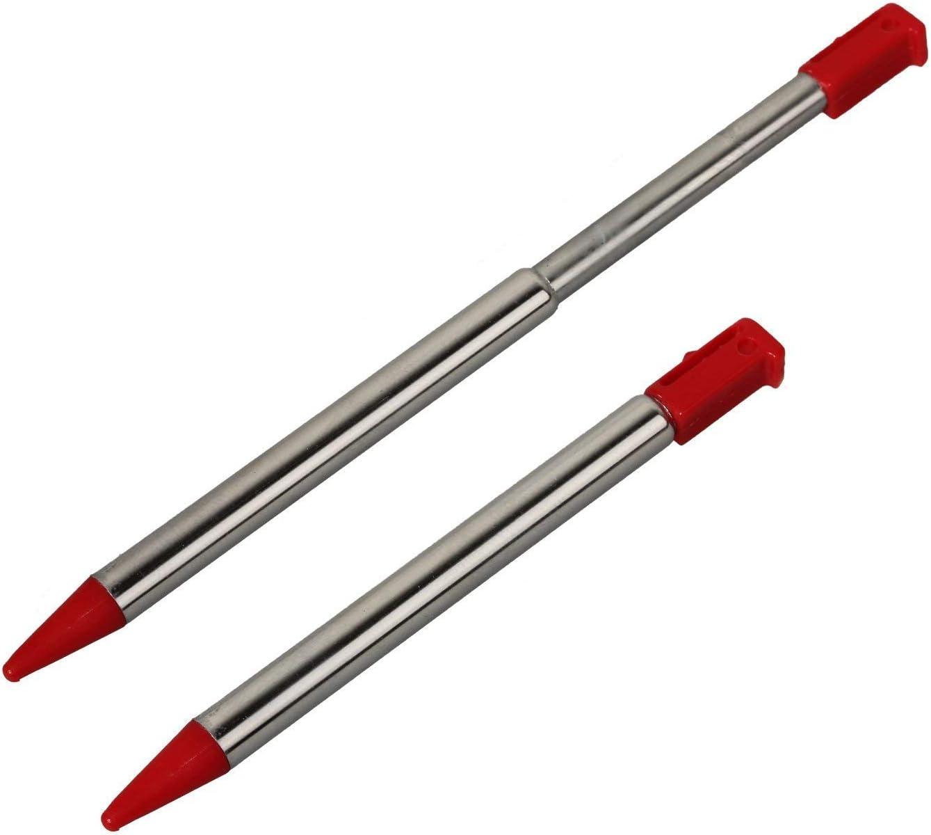 Ejiasu Penna Multifunzione A Penna A Sfera, Penna A Stilo Retrattile In Metallo Per La Console 3Ds