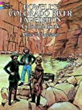 Powell's Colorado River Expedition Coloring Book, Peter F. Copeland, 0486275264