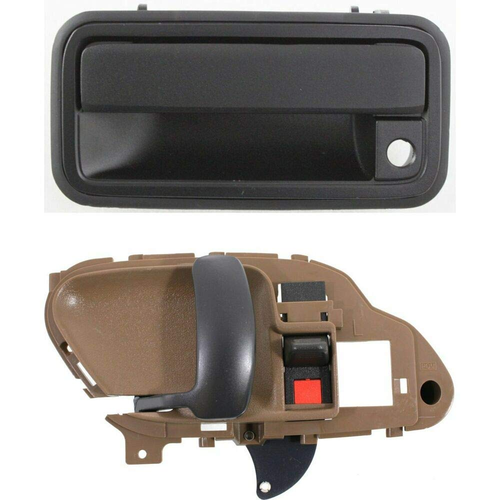 MARTIN'S Kit Auto Body Repair New Front Left Hand Inner for Subu X75625 by MARTIN'S