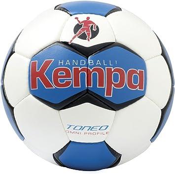 Kempa TENOE Omni Profile - Balón de balonmano blanco weiß/royal ...